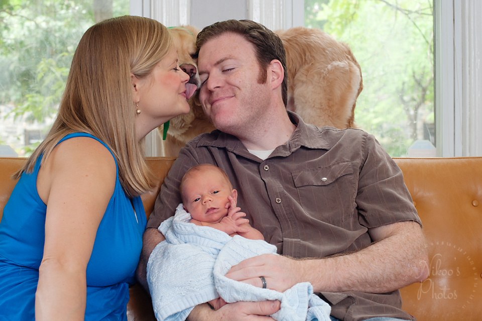 newborn photographer in capitol hill, washington dc